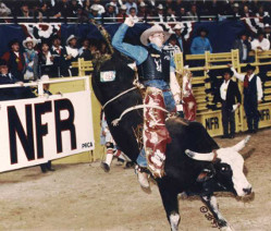World Champion Bull Rider